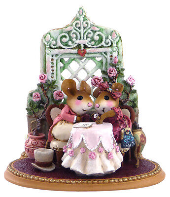 MISS MOUSEY WILL YOU MARRY ME? by Wee Forest Folk, WFF# M-435