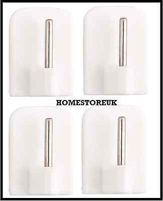 Curtain Wire End Hooks Stick-on For Upvc Windows Linx