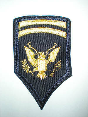 Us Army 1955 Blue Specialist 1St Class E-6 Rank -1 Pair