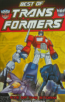 Best Of Transformers Eye Of The Storm (Volume 1) - Marvel Comics