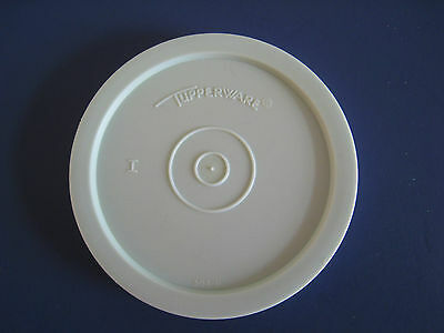 Tupperware Replacement  Lid  #304 ( I ) Light Green or Sheer w/Tupper Seal Logo