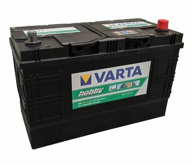 12V 110AH VARTA HOBBY A28 - 813010000 - Ultra Deep Cycle Leisure Marine Battery