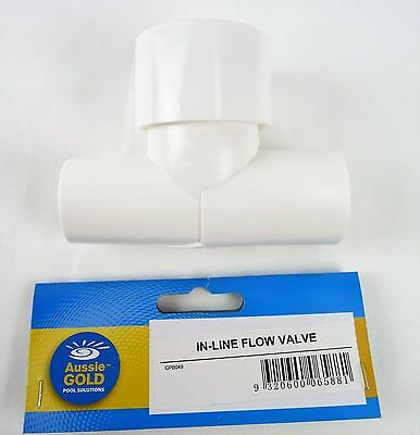 Pool Cleaner Flow Control Valve - Swimming Pool Suction Cleaners Barracuda