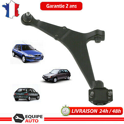 Triangle Bras De Suspension Avant Gauche Conducteur Citroen Ax Saxo Peugeot 106