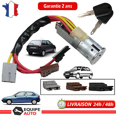 Neiman antivol de direction pour Citroën Zx =96084980 252145