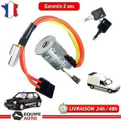 Neiman antivol de direction Renault super 5 express neuf garantie 1 an