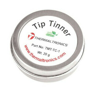 Soldering Iron Tip Cleaner Tinner 15g  solder powder and non corrosive flux
