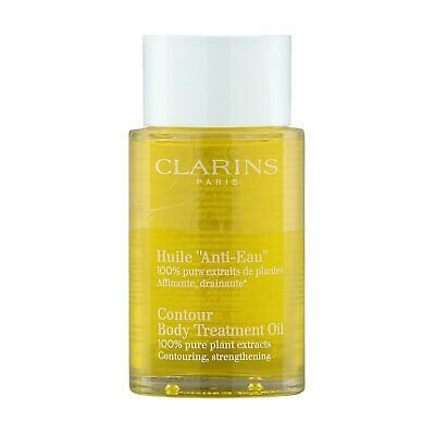 Clarins Body Treatment Oil (Contouring & Strengthening) 100ml Massage Oil