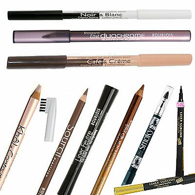 Bourjois Metallic Effet Smoky Duochrome Liner Stylo Clubbing Sublime or Sourcil