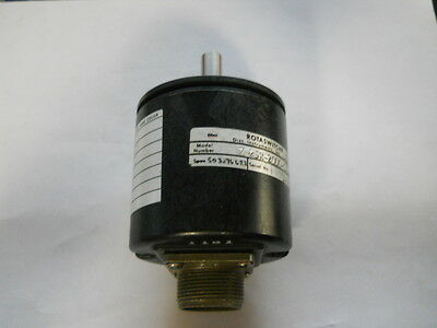 Rotaswitch Shaft Encoder 702Sr-2000-Oclp-Ttl-Ld