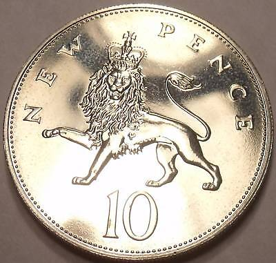 Cameo Proof Great Britain 1992 5 Pence~Awesome~We Have UK Coins~Free Shipping