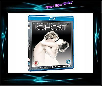 GHOST - Patrick Swayze & Demi Moore  ***BRAND NEW BLURAY MOVIE**