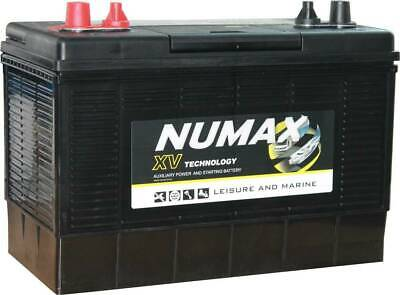 2 X 12V 120AH Numax XV35MF CXV Supreme Ultra Deep Cycle Leisure Marine Battery