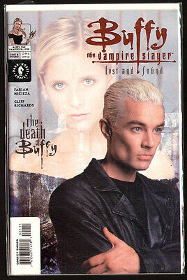 Buffy:  Lost & Found oneshot (Dark Horse 2001, nm) limited edition special