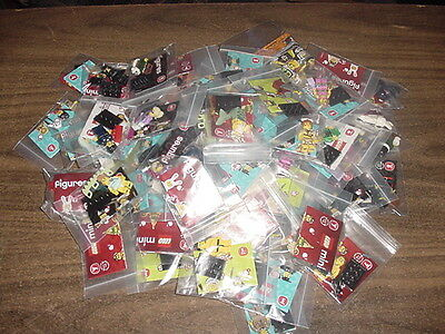 ++ Various Different LEGO Minifigures CMF Series 4-15 You Choose Which You Want