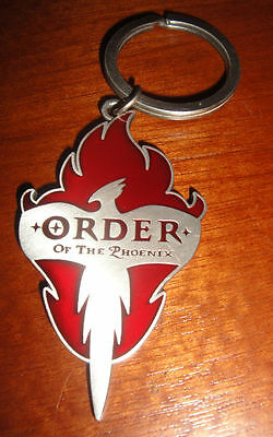 Wizarding Harry Potter Order of the Phoenix Keychain
