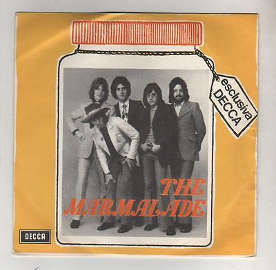 """The Marmalade - Reflections Of My Life / Rollin' My Thing - 7"""" - 45 Giri  Ex+"""