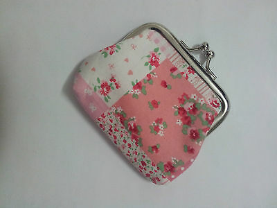 Mini porte-monnaie 9*7cm kawaii rose