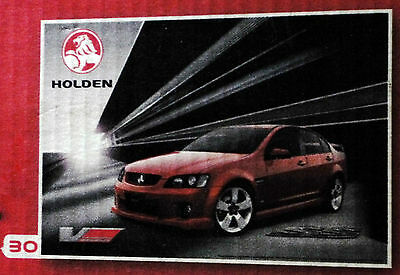HOLDEN VE SS COMMODORE POSTER, 90 cm x 60 cm, Official Holden Merchandise Ref:30