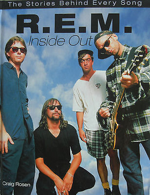Hdback Edition  - R.e.m. Inside Out The Stories Behind Every Song - Craig Rosen