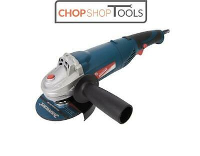 "Angle Grinder 115mm 4.5"" 500W Metalwork Disc Cutter SILVERLINE 264153"