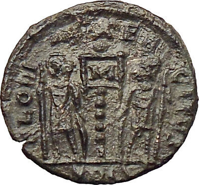 CONSTANS Constantine I son 337AD Ancient Roman Coin Soldiers Legions i29818
