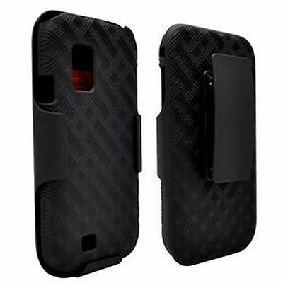 Belt Clip Holster Shell Cover Case for Samsung Fascinate Mesmerize Showcase i500