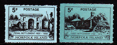 1998 Norfolk Island Local Post Settlement MUH Booklet Stamps
