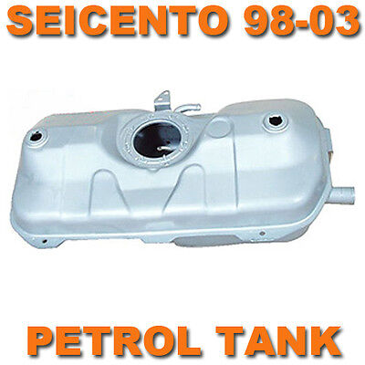 Fiat Seicento Excluding Sport 1998-2003 Petrol Injection Fuel Tank Brand New