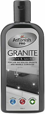 Astonish Pro Granite Shine and Sparkle Cleaner for Granite and Marble 235ml