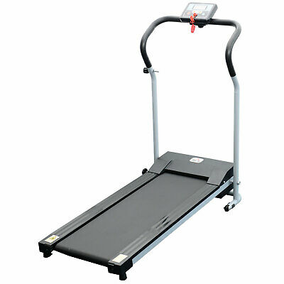 Folding 500w Electric Treadmill Motorised Portable Running Machine Fitness New