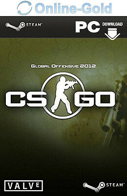 Counter-Strike: Global Offensive CS GO PC Download Code - Steam Key NEU [EU/DE]