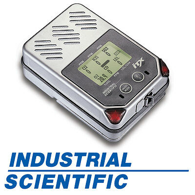 Industrial Scientific iTX Multi Gas Monitor / Gas Detector - Certified Pre-Owned