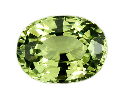 2.46 Carats Natural Chrysoberyl Loose Gemstone - Oval