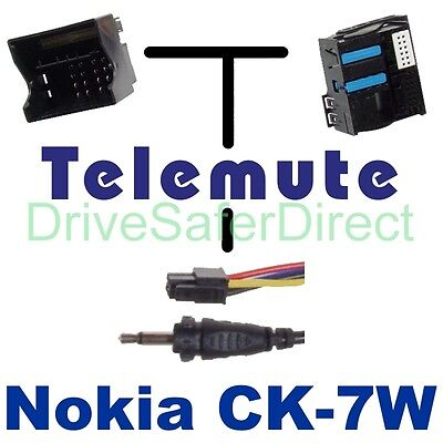 T72082 Telemute for Nokia CK-7W: Ford Mondeo