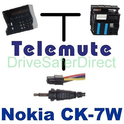 T78404 Telemute for Nokia CK-7W: Vauxhall Vectra,Zafira