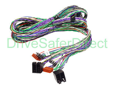 INKA-044-9982 5m twin ISO Extension Lead e.g Parrot/SOT