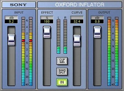 New Sonnox Oxford Plugins Inflator Native Music Production MAC PC eDelivery