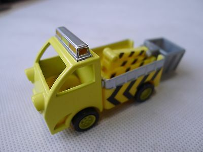 Learning Curve Bob the Builder Flex Metal Toy Car New Loose