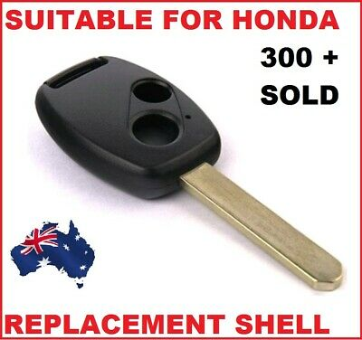 HONDA 2 Button Replacement Remote Key Shell S2000 CIVIC CRV JAZZ ACCORD ODYSSEY