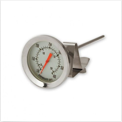 Candy / Deep Fryer Thermometer 150mm Stainless Steel Probe 100 to 400˚C