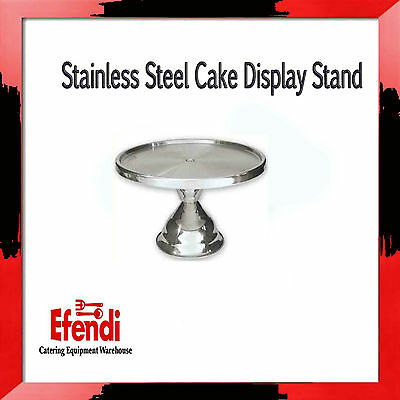 Stainless Steel Cake Display Stand   175mm