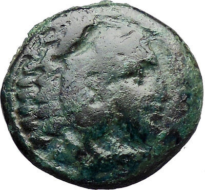 Alexander III the Great 336BC  Ancient Greek Coin Hercules Bow Club  i30308