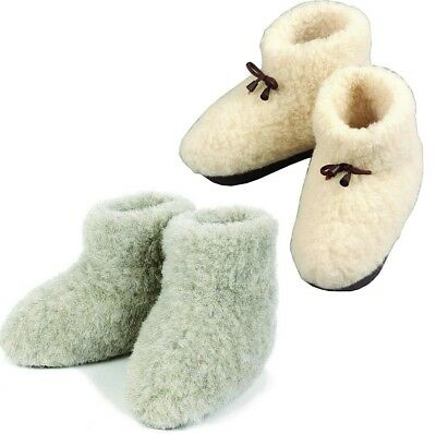 cute cheap preview of running shoes COZY FOOT WOMENS Mens Sheep Wool Sheepskin size 4 5 6 7 8 9 ...