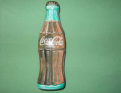 Coca-Cola Bottle Shaped Tin