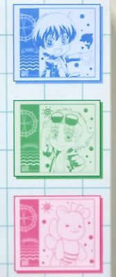 Kyo Kara Maoh clear CD case set of 3 official anime yaoi bl cosplay