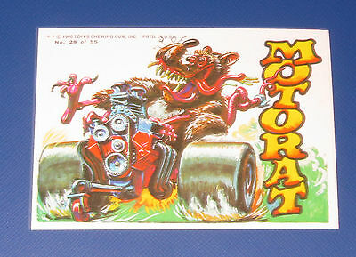 VINTAGE WEIRD WHEELS STICKER #26 OLD OLD OLDS IN NM//MT CONDITION