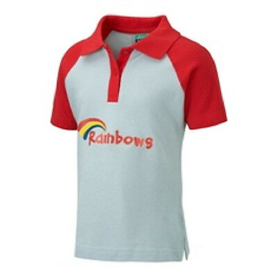 Rainbow Polo Shirt Official Uniform