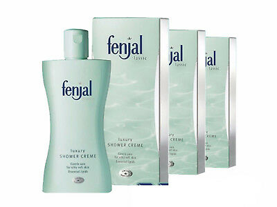 Fenjal Classic Luxury Body Powder 100g ( Pack-3)