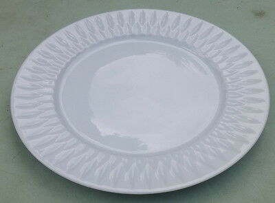 Block Spal White Azores Salad Plate 1979